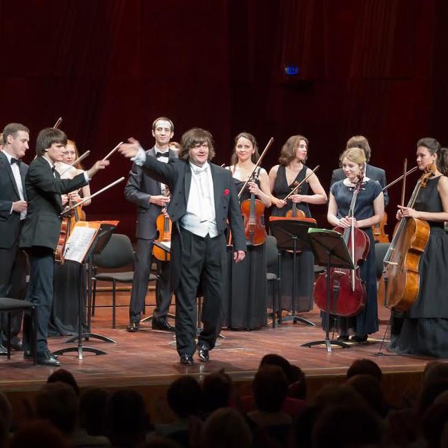 26 апреля 2012 г юбилейный гала-концерт, посвящённый 40-летию хора (большой зал московской консерватории)